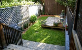 Tiny Urban Backyard Ideas Front Yard Landscape Fence for 10 Awesome Concepts of How to Craft Small Urban Backyard Ideas