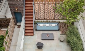 Urban Outdoor Retreat Multi Level Outdoor Entertaining in 13 Clever Initiatives of How to Improve City Backyard Ideas