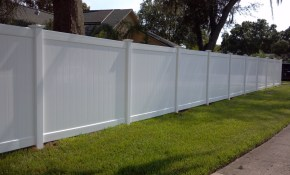 Were Not On The Fence About Vinyl Fencing Liberty Fence throughout Backyard Vinyl Fence