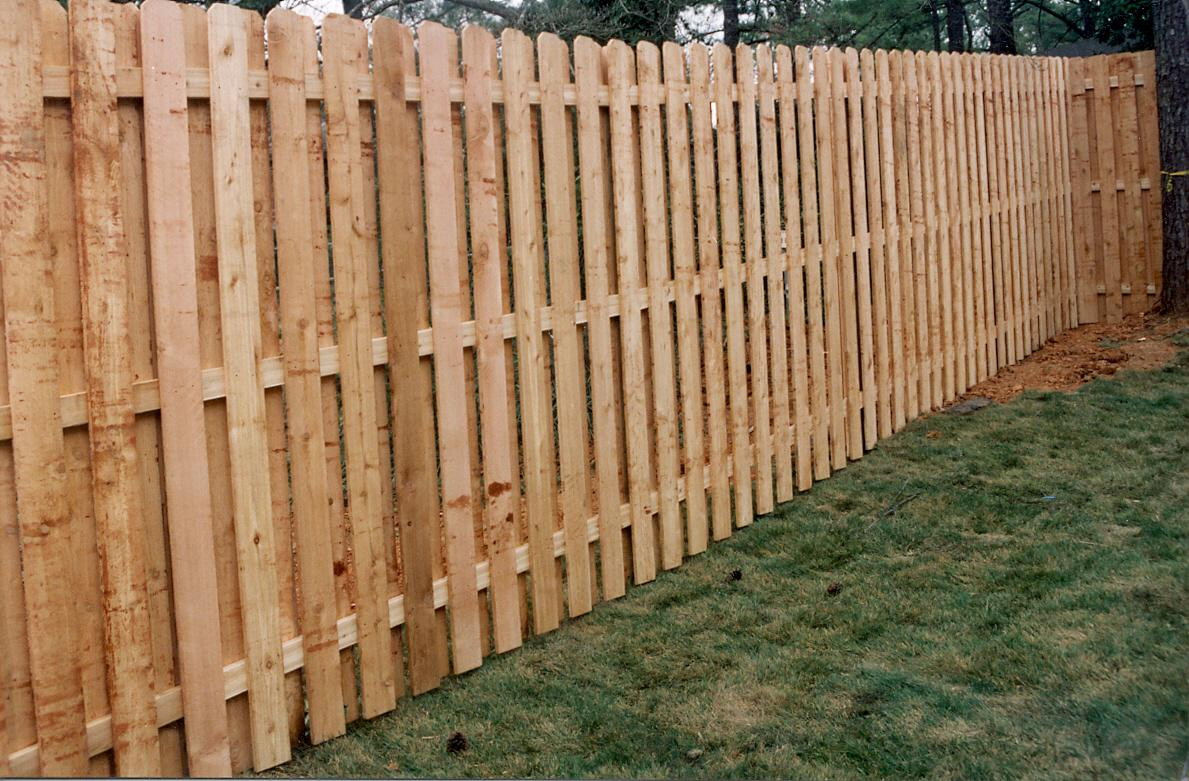 Wood Backyard Fence Outdoor Decorations Easy Repair intended for 12 Genius Designs of How to Make Backyard Wood Fence Ideas