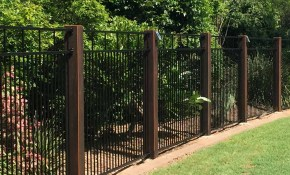 Yard Fencing 10 Modern Fence Ideas Family Handyman with Small Backyard Fence Ideas