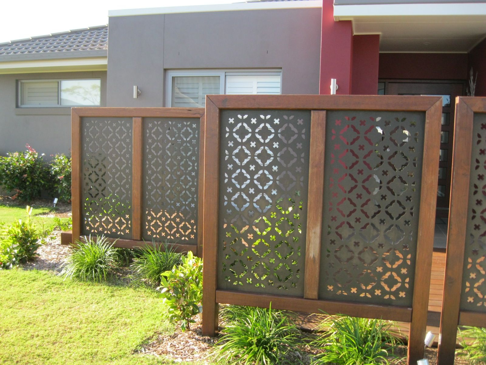 11 Clever Initiatives Of How To Craft Backyard Screen Ideas intended for Privacy Screen Ideas For Backyard