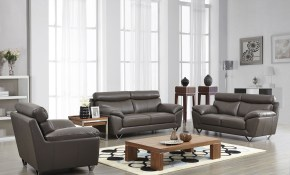 8049 Leathereco Leather Living Room Set intended for Living Room Sets For Sale