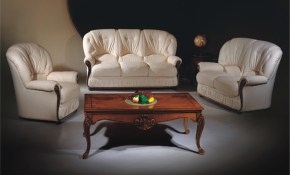 A43 Full Leather Living Room Set pertaining to Full Living Room Sets