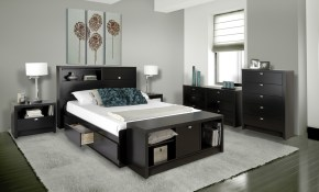 Affordable Platform Beds Storage Beds Under 1000 for Modern Bedroom Sets With Storage