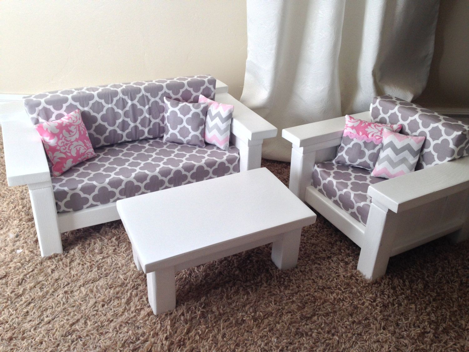 American Girl Doll Living Room Set Living Room Ideas In with regard to 18 Inch Doll Living Room Set