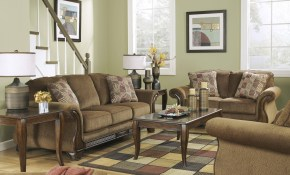 Ashley Montgomery 3 Piece Living Room Set In Mocha 38300 38 inside 14 Genius Designs of How to Make Living Room Sets Online