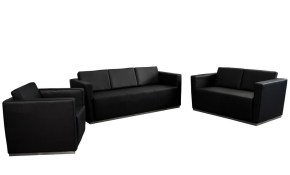 Black Living Room Sets pertaining to Black Living Room Sets