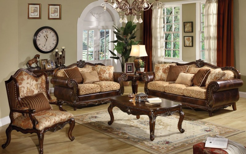 Blue Green With Brown Leather Furniture Sofa Sets Living within 11 Awesome Designs of How to Makeover Living Room Sets NJ