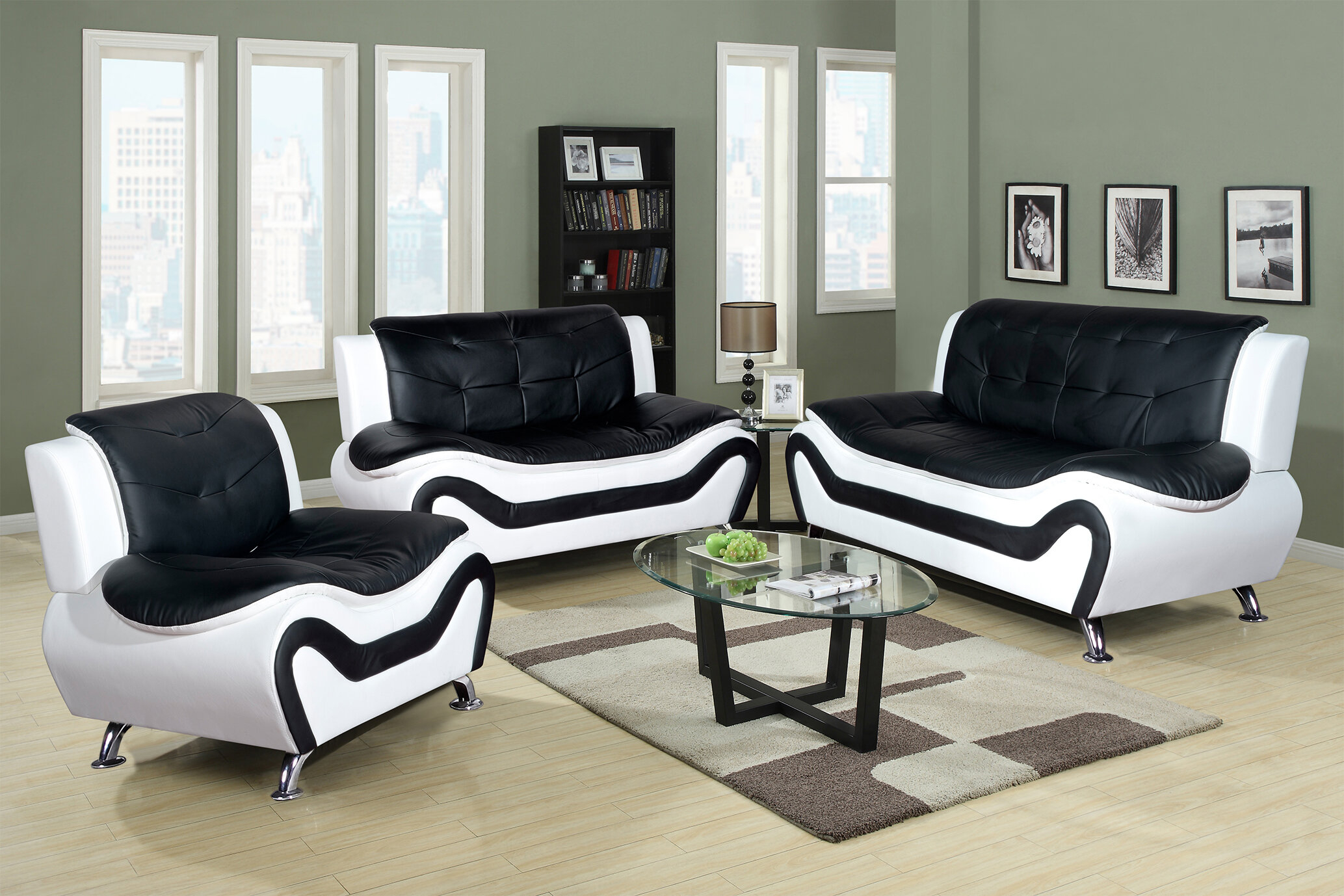 Chicoine 3 Piece Living Room Set pertaining to 12 Genius Initiatives of How to Makeover Living Room 3 Piece Sets