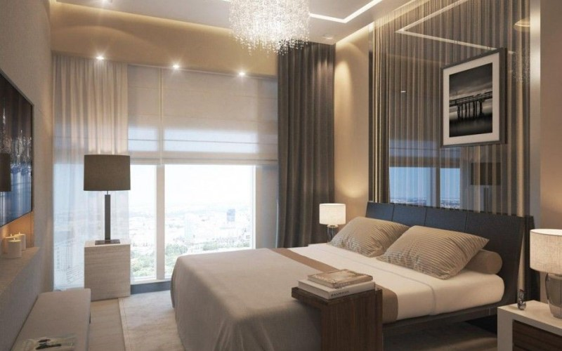 Contemporary Lighting Ideas For A Modern Bedroom Design pertaining to Ikea Modern Bedroom