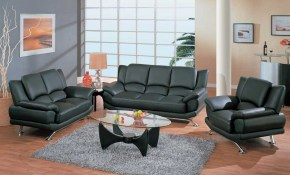 Contemporary Living Room Set In Black Red Or Cappuccino Leather in 14 Genius Tricks of How to Build Black And Red Living Room Set