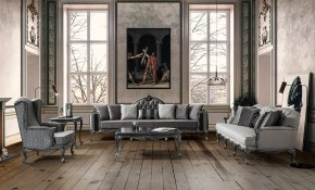 Diva Country Living Room Evgr intended for Country Living Room Sets