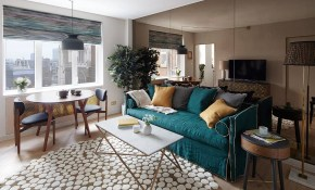 How To Decorate A Small Living Room In 17 Ways in Apartment Living Room Setup