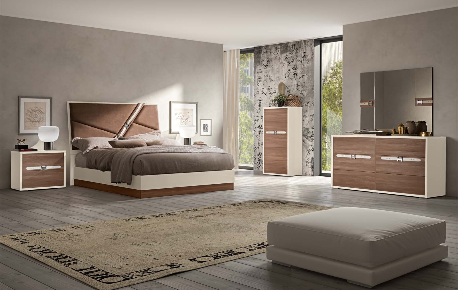 Made In Italy Wood Designer Bedroom Furniture Sets With Optional Storage System with regard to 15 Smart Designs of How to Upgrade Modern Bedroom Storage