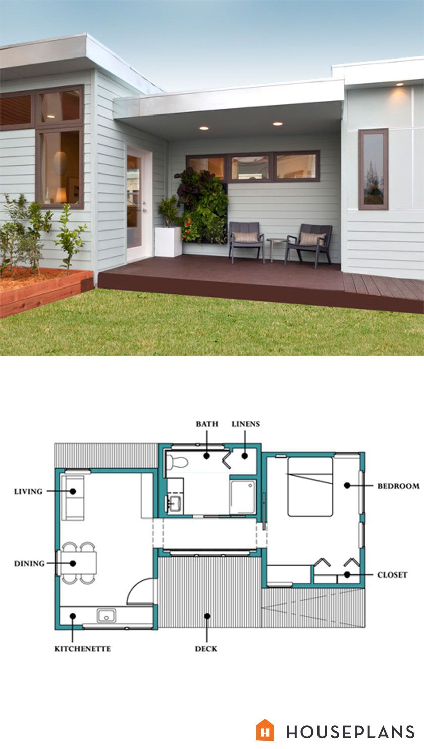 Modern 1 Beds 1 Baths 538 Sqft Plan 507 1 Other Floor Plan in 13 Smart Tricks of How to Improve Modern One Bedroom House Plans