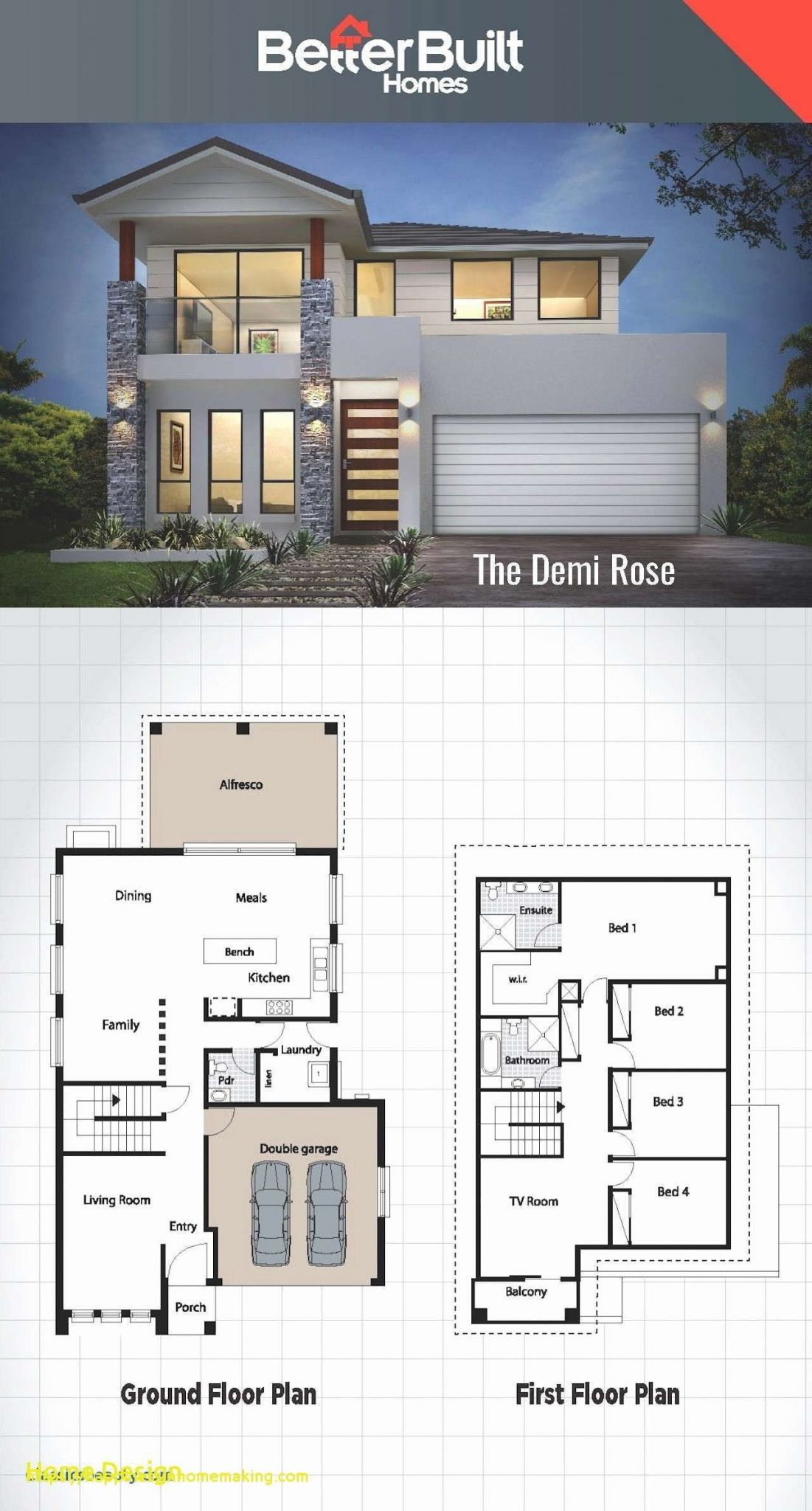 Todays House Hold Low Budget Modern House Plan inside 11 Smart Concepts of How to Upgrade Modern 3 Bedroom House Plans