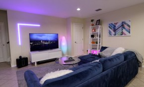 Ultimate Living Room Setup 4k Oled Gaming Tv with regard to Living Room Set Up