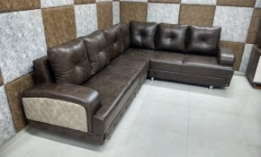 Vesta Corner Sofaset for Living Room Sets Online