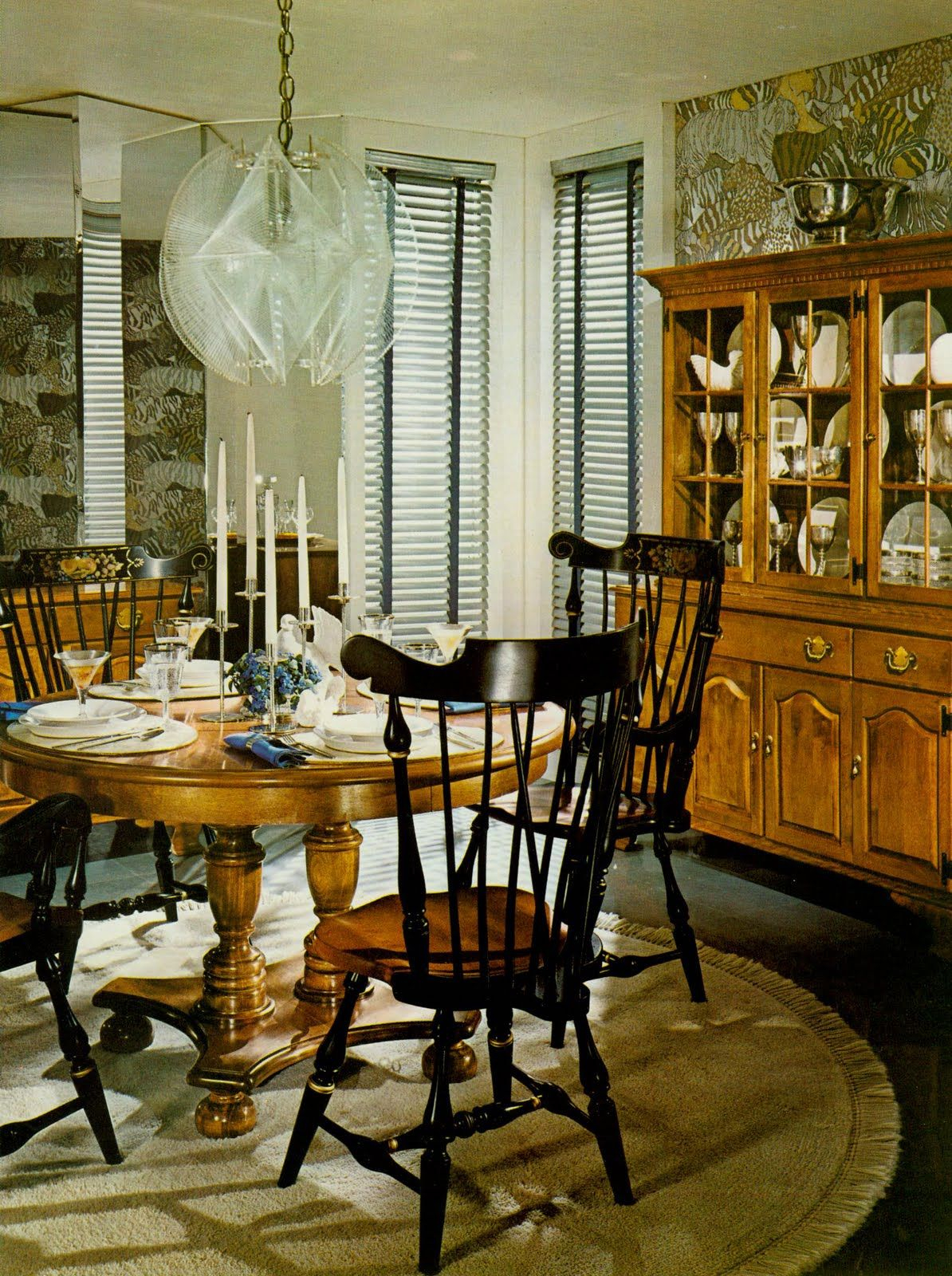 Vintage Ethan Allen Catalog Dining Room A Mix Of Colonial throughout 12 Clever Ways How to Make Ethan Allen Living Room Sets