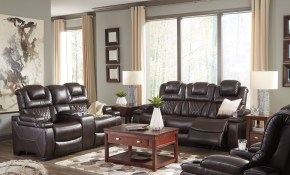 Warnerton Chocolate Power Reclining Living Room Set for 13 Awesome Designs of How to Improve Power Reclining Living Room Set