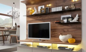 Ways To Disguise Your Tv Hide A Tv Cabinet Tv Wall Mount inside 12 Genius Tricks of How to Make Living Room TV Set