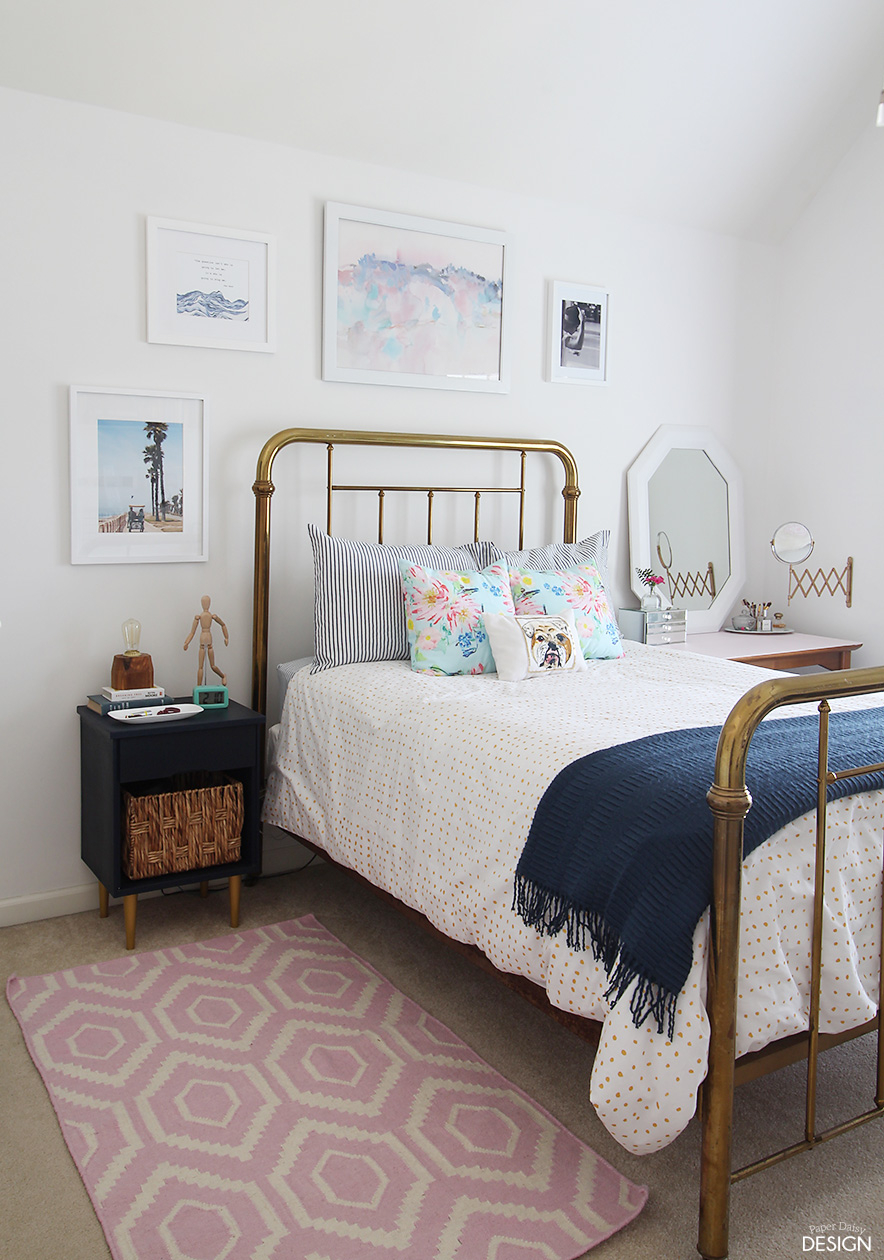 Young Modern Vintage Bedroom Deeplysouthernhome in 10 Smart Designs of How to Improve Modern Retro Bedroom