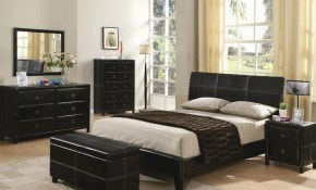 Coaster Danielle Bedroom Set Co201261set inside Modern Leather Bedroom Sets