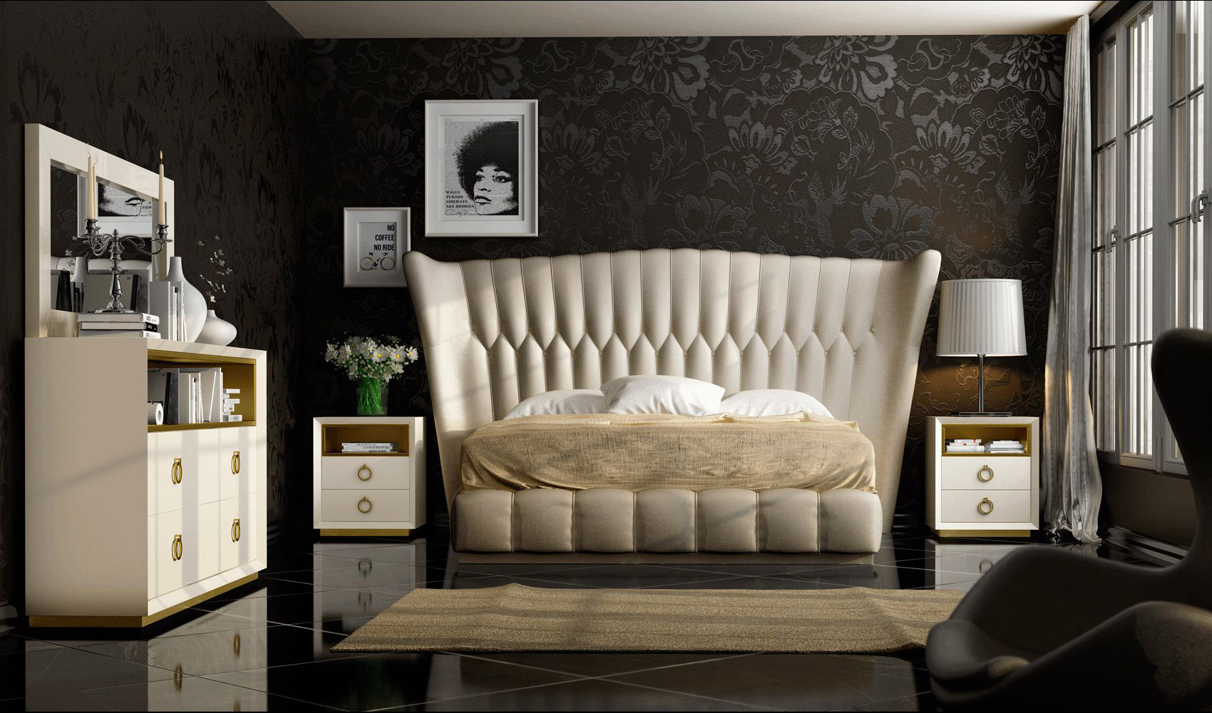 Exclusive Leather Platform Bedroom Furniture Sets inside 12 Genius Concepts of How to Craft Modern Leather Bedroom Sets