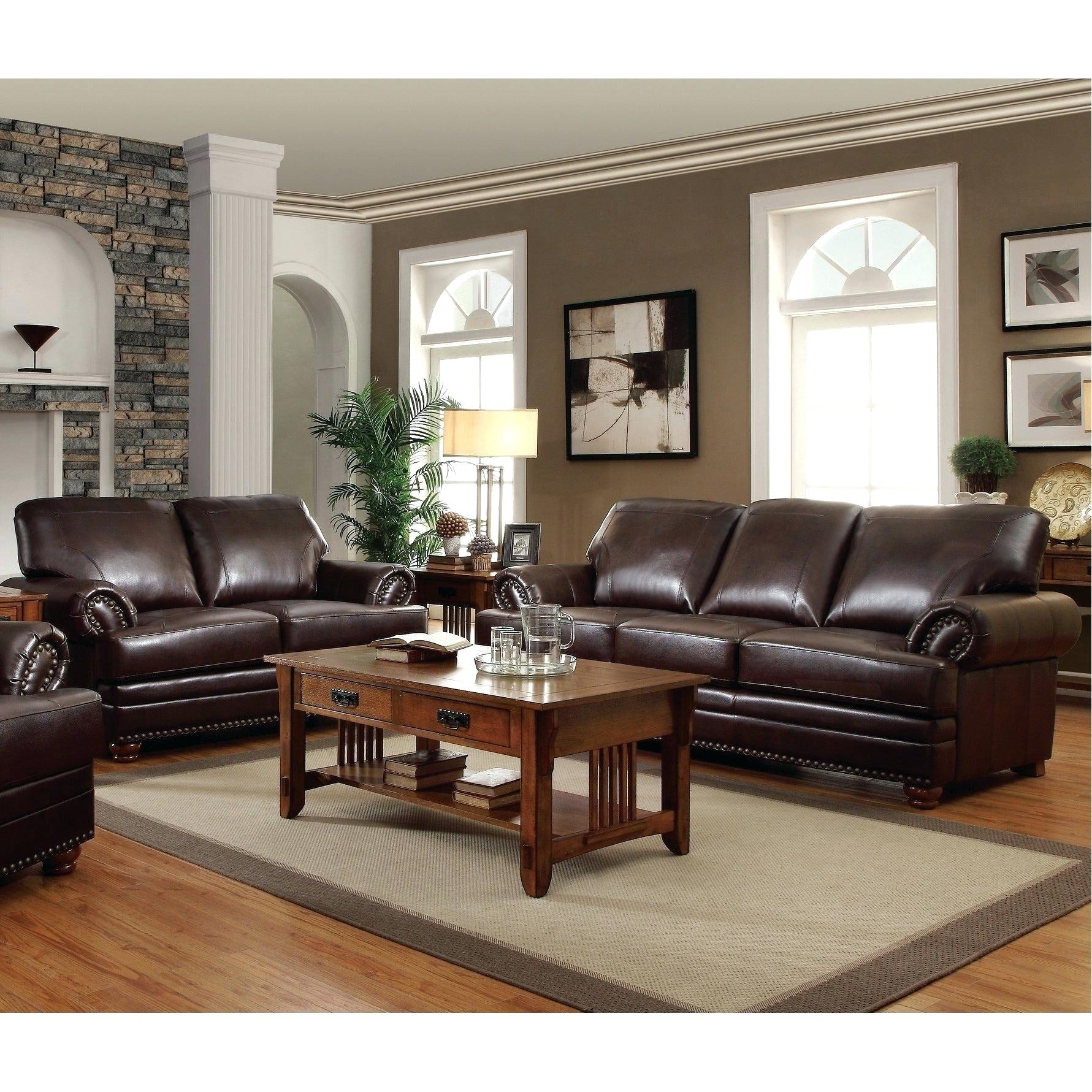 Leather Living Room Sets Brown 2 Piece Set Cheap Under 500 for 10 Awesome Designs of How to Makeover Living Room Sets Under 500