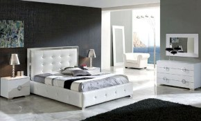 Modern Bedroom Set Valencia In White Made In Spain 33b241 with 10 Awesome Designs of How to Makeover Modern Bedroom Sets Sale