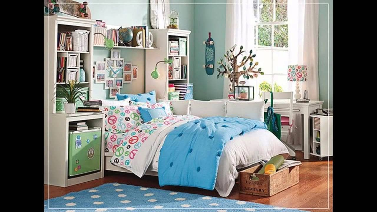 10 Awesome Young Lady Bedroom Design 76 For Small Home Remodel Ideas for Young Lady Bedroom Design