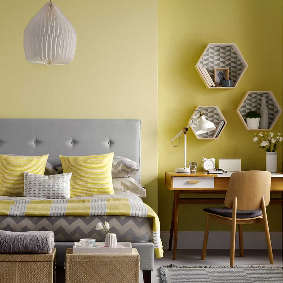 10 Easy Yellow Bedroom Design Ideas 75 For Your Home Design Ideas by Yellow Bedroom Design Ideas