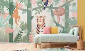 10 Great Wallpaper Designs For Bedrooms For Kids 27 In Home Decor Arrangement Ideas by Wallpaper Designs For Bedrooms For Kids