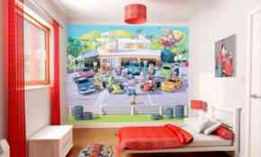 10 Great Wallpaper Designs For Kids Bedrooms 34 For Your Interior Decor Home with Wallpaper Designs For Kids Bedrooms
