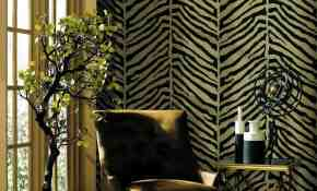 10 Nice Zebra Print Wallpaper For Bedrooms Design 72 For Your Home Decoration Ideas by Zebra Print Wallpaper For Bedrooms Design