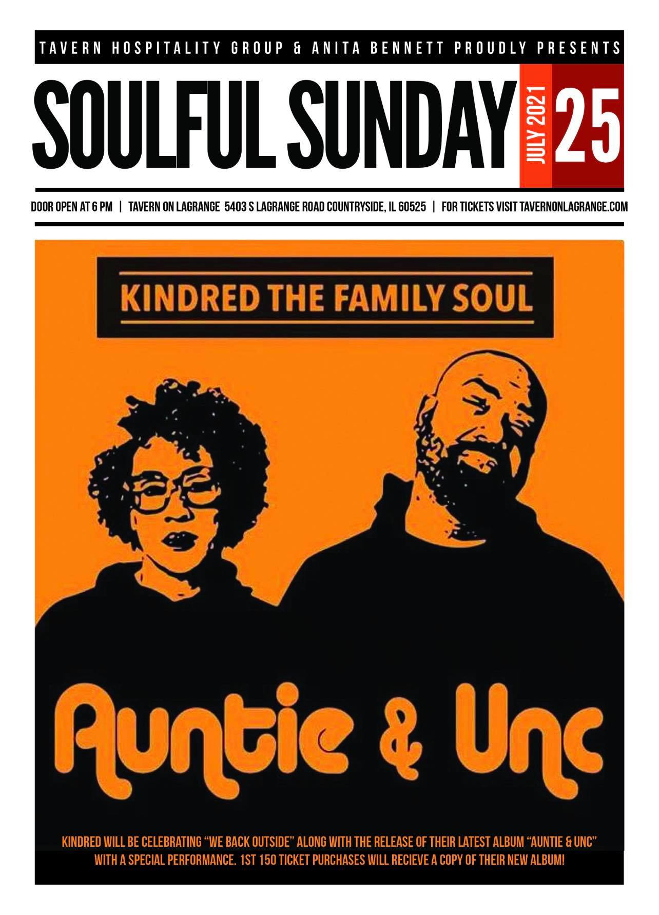 Soulful Sunday: Starring Kindred The Family Soul!