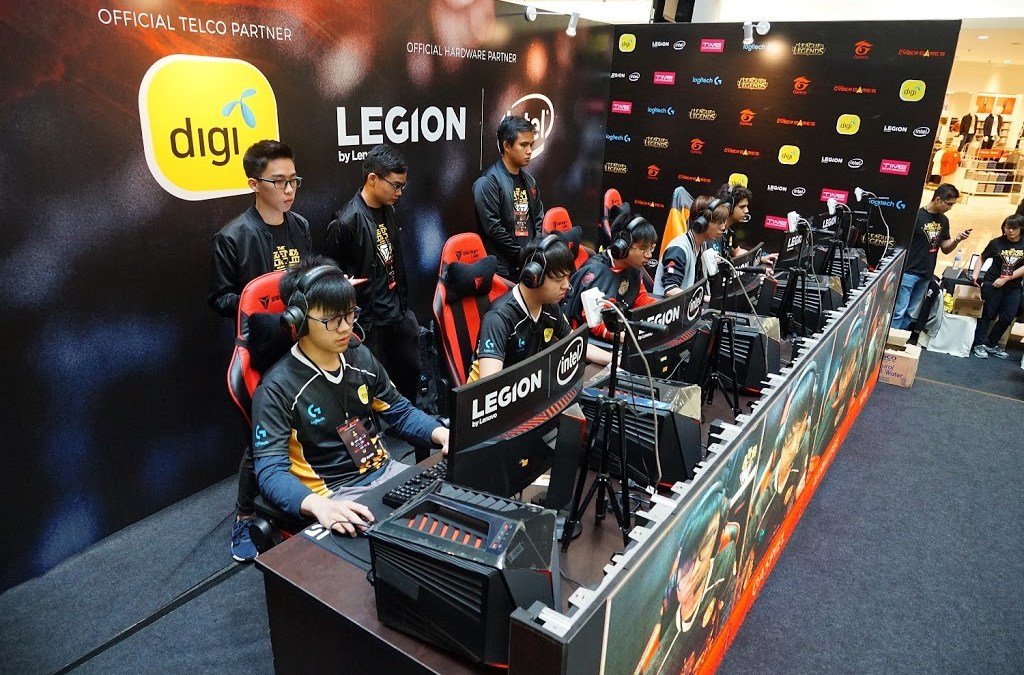 The Legends Circuit With Lenovo, Mr. Khoo Hung Chuan