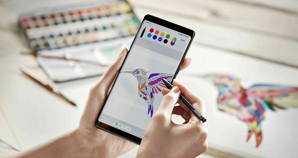 8 Changes with the Samsung Galaxy Note 8!