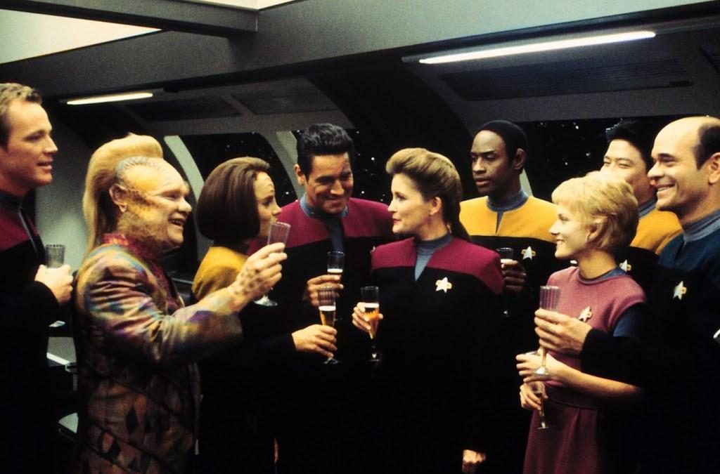 Netflix Reveals Star Trek Fans Favorite Episodes & Malaysians Love Star Trek Too!