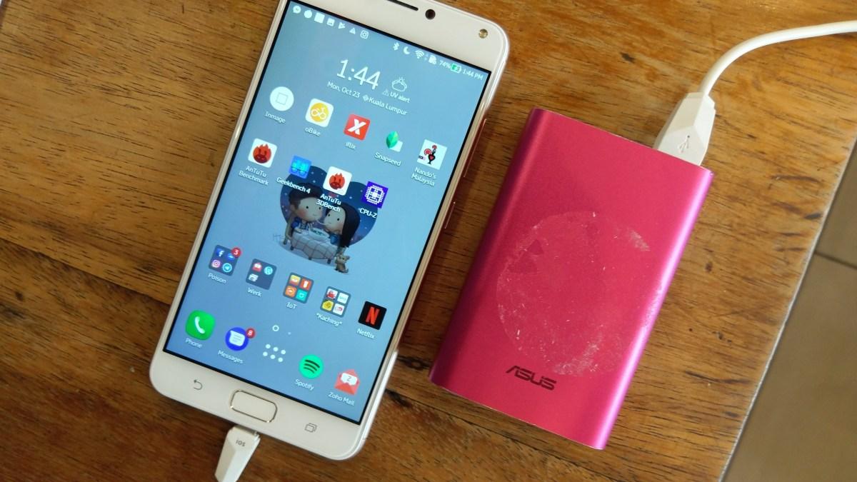 Asus Zenfone 4 Max Pro: Endurance Guaranteed – Full Review