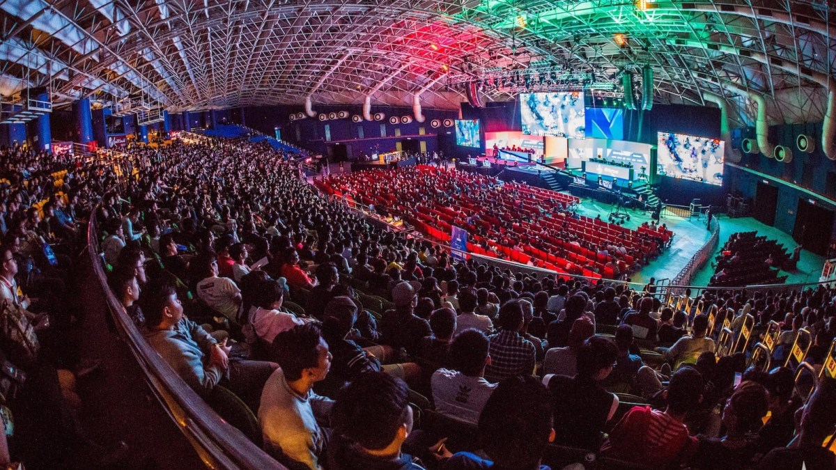 Red Bull, The Official Drinks Sponsor Of ESL One Genting 2018