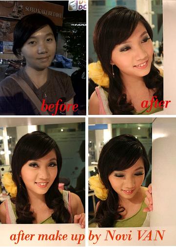 make up artis profesional
