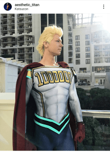 @aesthetic_titan Mirio My Hero Academia Podcast Tavinda Media