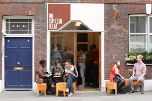 The Espresso Room Great Ormond Street | Tavistock Bow
