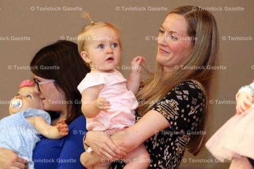Heather Konstant with daughter Hayden.