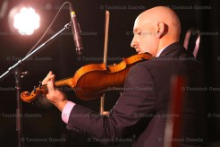 Paul lemelin of Val Therese, Quebec was 4th in the open fiddle class.