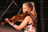 Emma March of Pembroke was 5th in the open fiddle class.