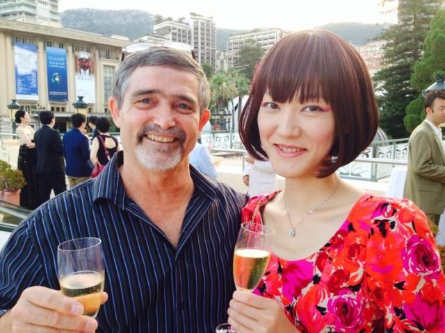 MonteCarlo2014_Stepan_01_GalaDinner_Stepan&Akiko