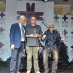 Mochy's quiz finalist and winner. Quiz ikincisi Honza Czerny (Çek Cumhuriyeti) ve Franck Stepler (Fransa).
